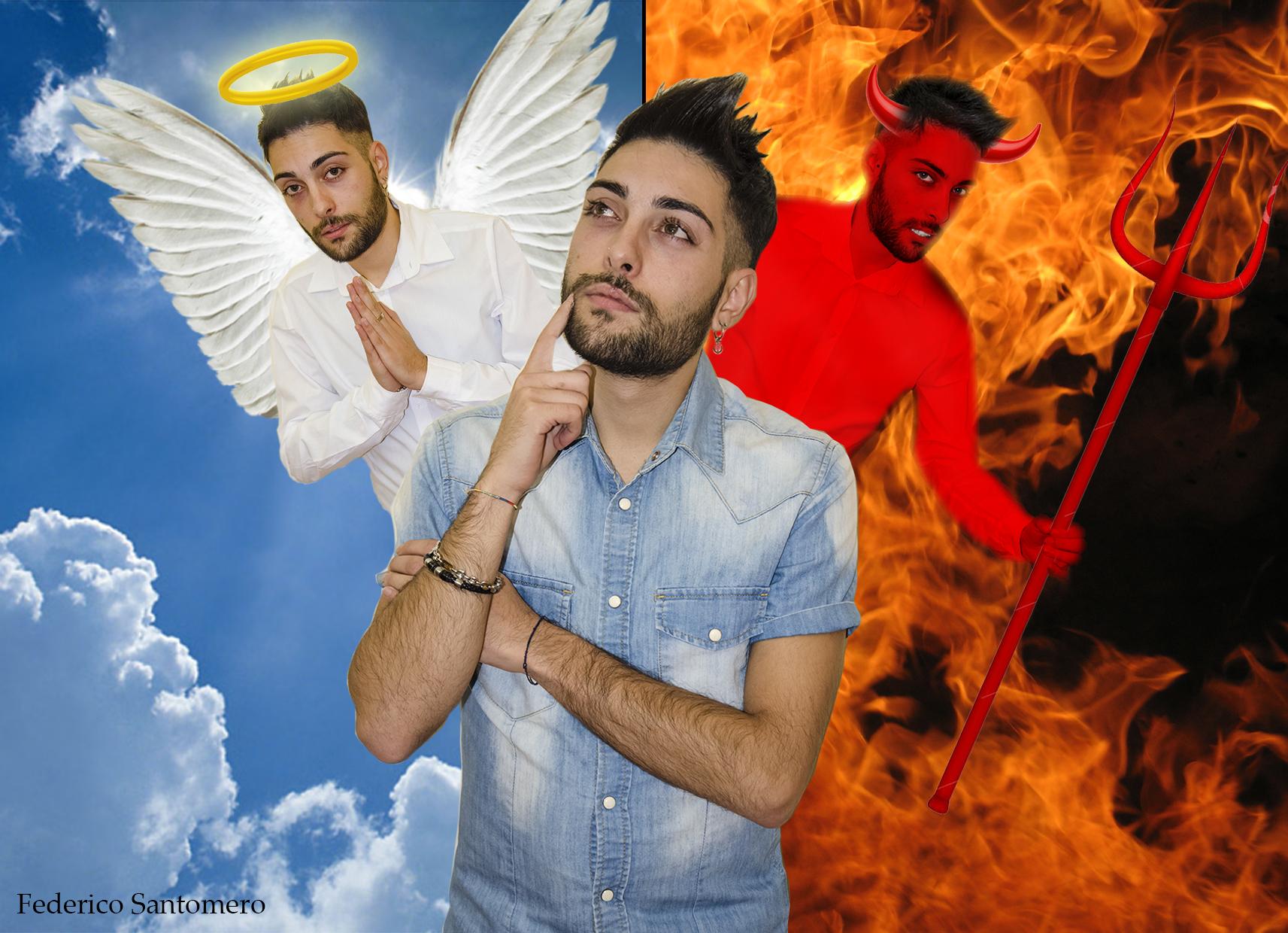 valerio diavolo e angelo firma